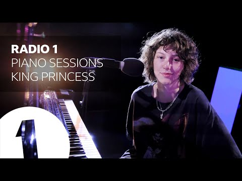 King Princess - Speechless (Lady Gaga Cover) - Radio 1 Piano Sessions