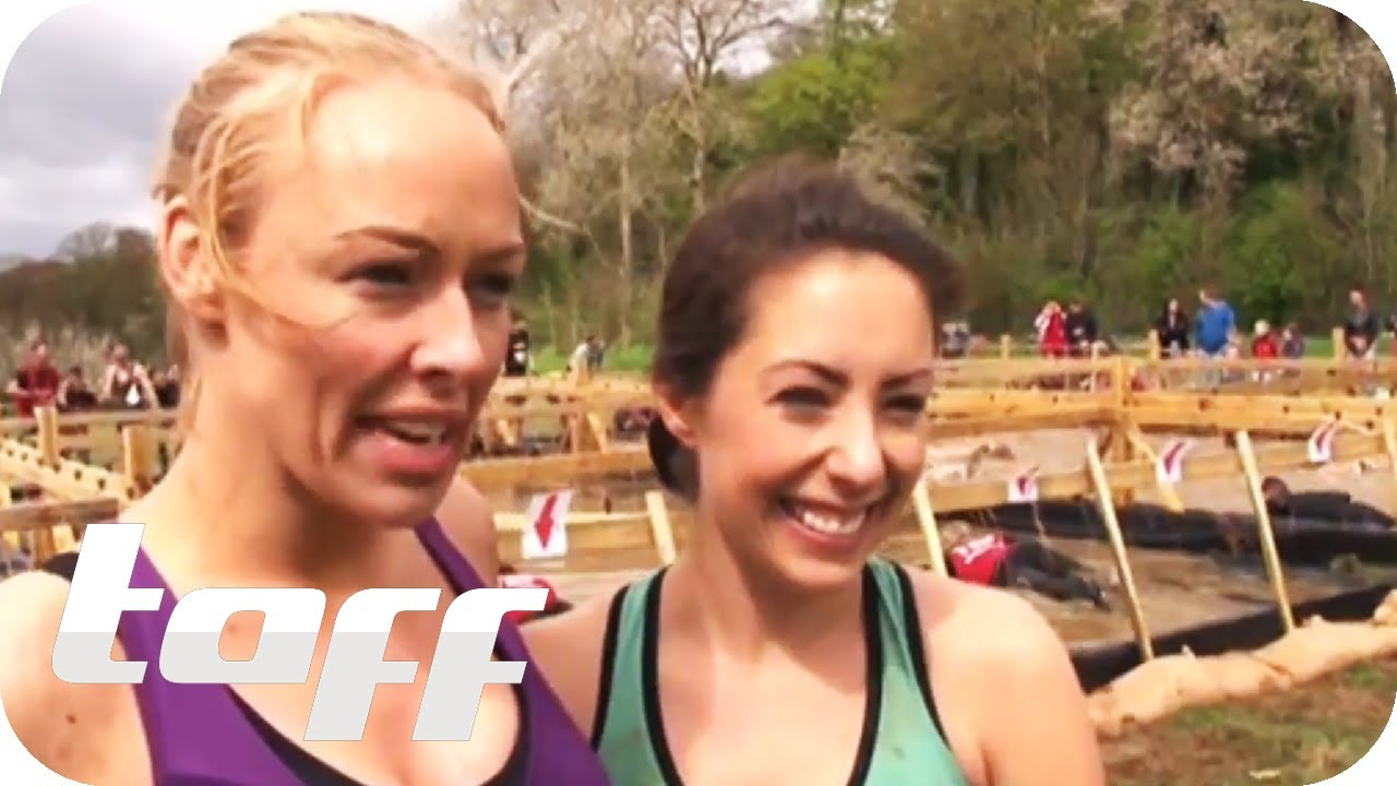 Tough Mudder Das Extreme Sport Rennen In London Taff Youtube