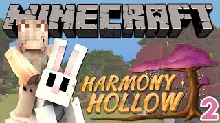 so many new things   episode 2   harmony hollow modded smp season 2