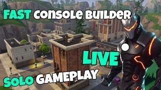 HOW TO BUILD LIKE A GOD IN FORTNITE *13,500 V BUCK GIVEAWAY* (FORTNITE LIVESTREAM)