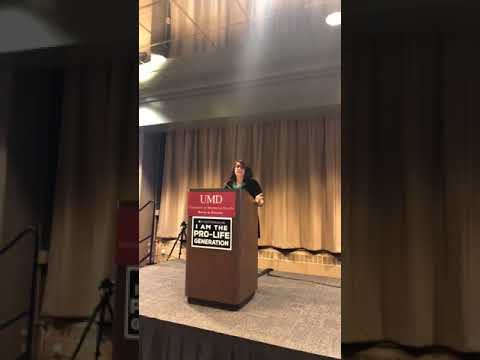 Kristan Takes Questions at University of Minnesota-Duluth