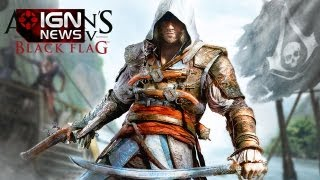 IGN News - Assassin's Creed 4: Black Flag DLC and Season Pass Announced