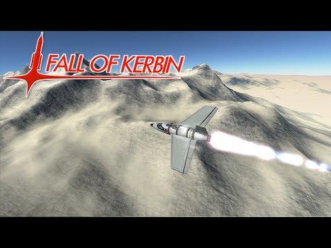 Fall Of Kerbin #21 - New Technology - Kerbal Space Program