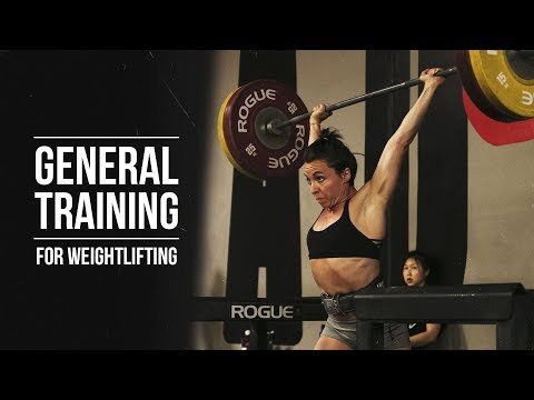 General Training for Weightlifting | JTSstrength.com