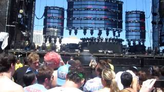 Calvin Harris Ultra 2010 Part 1/2