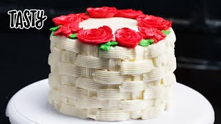 Five Easy Ways To Decorate Cake • Tasty