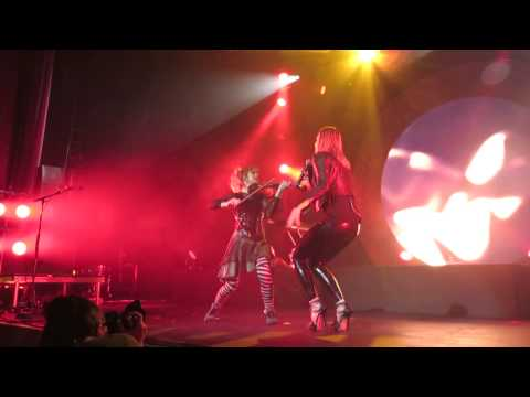 Shatter Me - Lindsey Stirling and Lzzy Hale - LIVE HD!