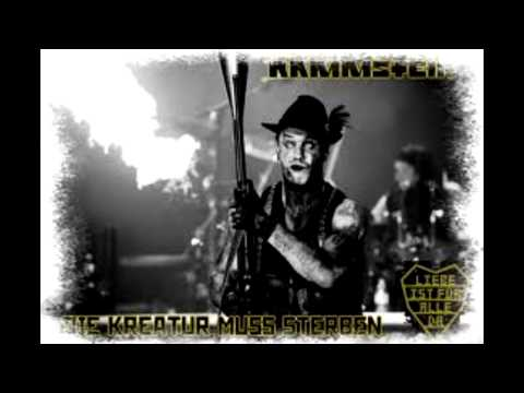 Rammstein  Waidmann Unrealesed Version of Waidmanns Heil Demo II
