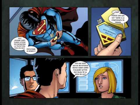Smallville Temporada 11 Comic # 4