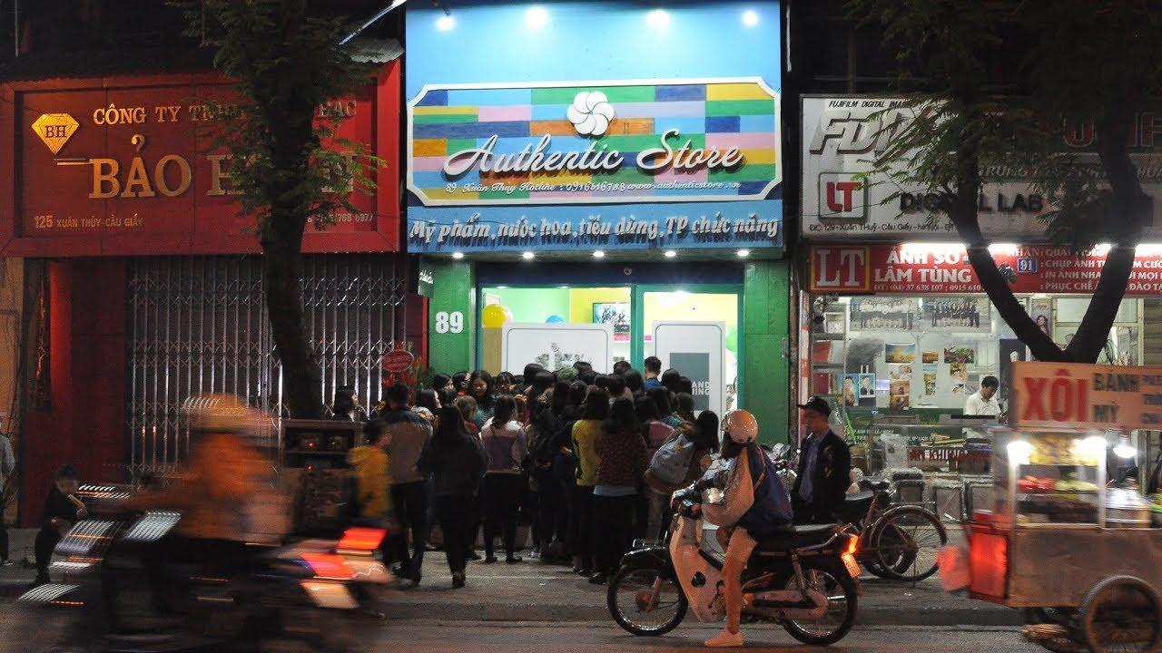 AuthenticStore.Vn interview | 70 Thái Hà - 47 Chùa Láng