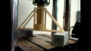 Balsa Wood Bridge Project University Of Southern Indiana