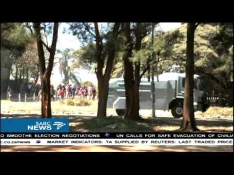 NERA condemned the Zimbabwe violence