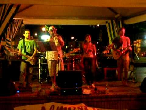 Almost Violet Live a San Miniato Basso, festa del Pd
