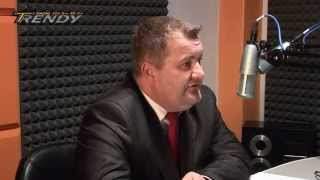 Rafał Papciak wójt gminy Brzyska druga część rozmowy