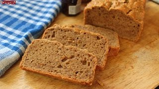 Keto Peanut Butter Bread | Keto Recipes | Headbanger's Kitchen