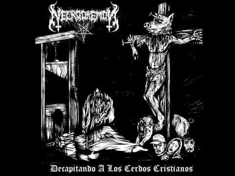 Necrodaemon - Vidente De Peñablanca