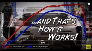 Video How Water Methanol Injection Works Makes Horsepower Gas Engines AEM Kit download MP3, 3GP, MP4, WEBM, AVI, FLV Juli 2018