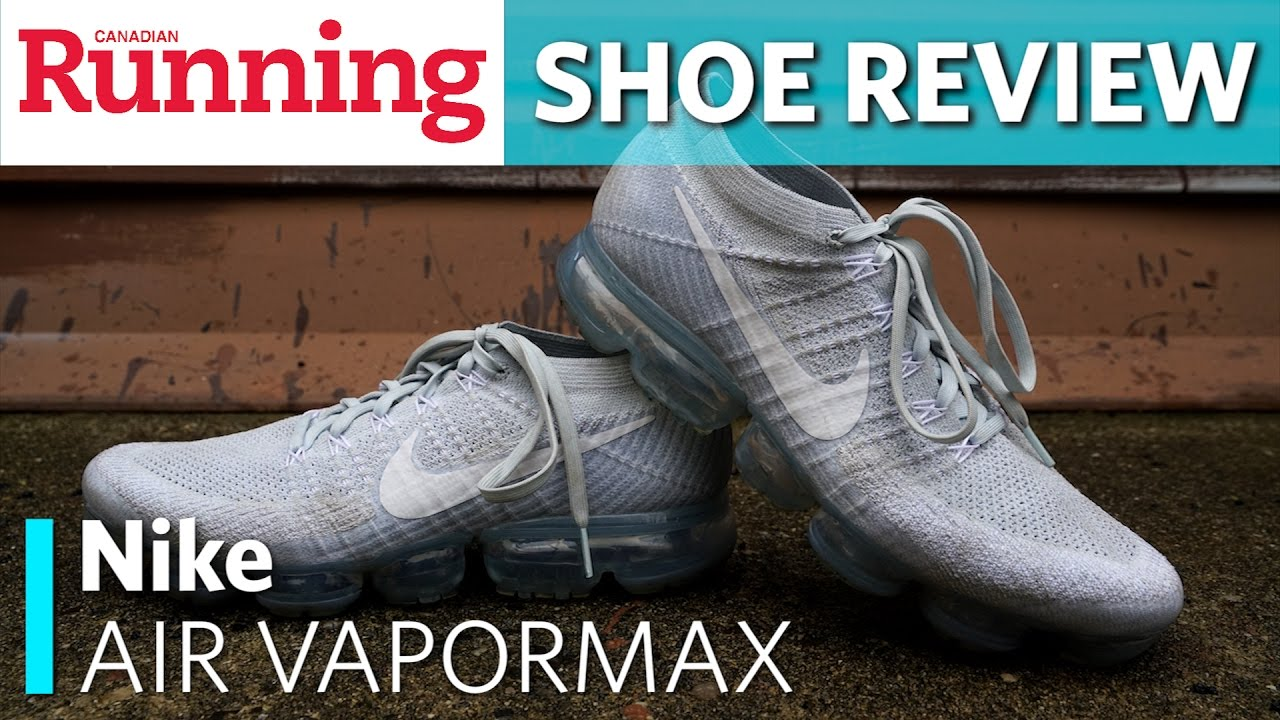 What it's like to run in the captivating Nike Air VaporMax