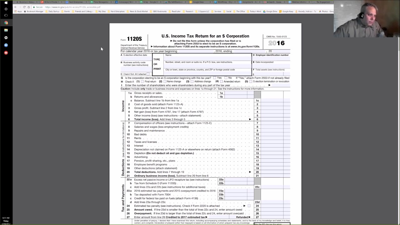 Understanding Tax Returns For Small Business Owners