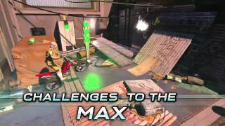 Trials Fusion: Awesome Level Max Gameplay Trailer | PS4