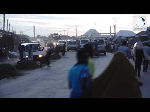 Mogadishu Ceelasha biyaha  ilaa iyo inta Udhexeyso Muqdisho waa side Nolosha iyo isbadlka ka muuqda