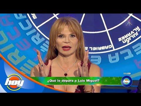 ¡Luis Miguel está embrujado!   Ruleta esotérica   Hoy