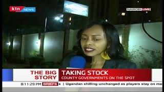 Auditor General\'s Report puts Governor Sonko on the spot | THE BIG STORY
