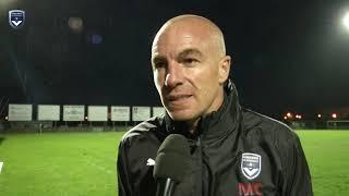 National 2 - La réaction de Matthieu Chalmé après Bordeaux - Colomiers