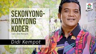 Didi Kempot - Sekonyong Konyong Koder (Official Music Video)