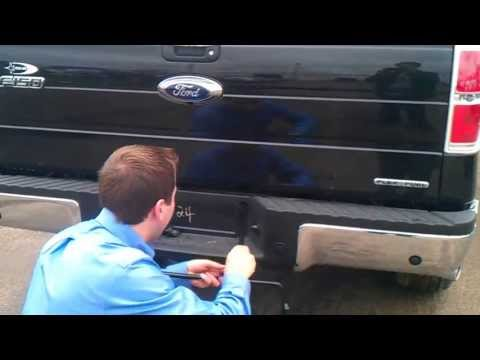 How to change your tire on a Ford 150