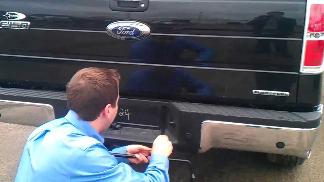 How To Change Your Tire On A Ford 150 Youtube