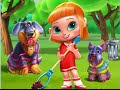 """Dog Walker Morning Madness  """"Tabtale Casual"""" """"Open All Part"""" """"Last Update"""" Android Gameplay Video"""