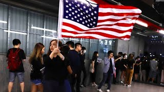 Kongress in Amerika stellt sich hinter Hongkonger Demonstranten
