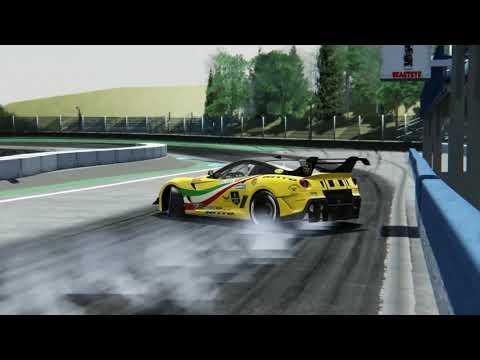 """Ferrari """"Fiorella"""" MOD Assetto Corsa"""