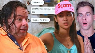 FIANCE Finds Out His WIFE Is SCAMMING Him..(WITH PROOF)