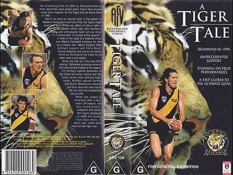 A Tiger Tale, Richmond in 1995