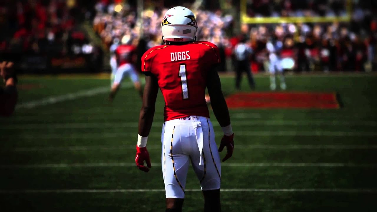 "Stefon Diggs Ultimate Highlights ""RiDIGGulous"" á´´á´° Maryland"