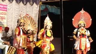 Yakshagana - Karnarjuna - Jansale,Kota,Kodi,Irodi&Kolali