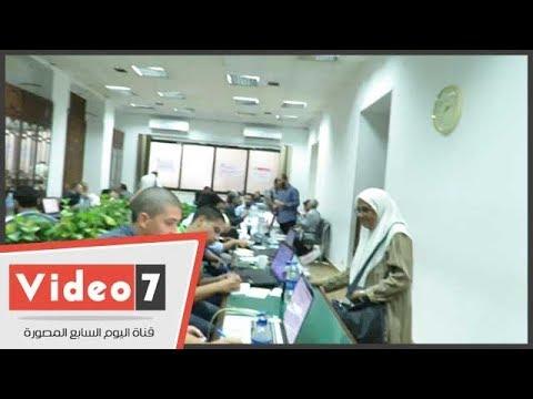 غرفة عمليات مركزية بنقابة الأطباء لمتابعة انتخابات التجديد النصفى  - 16:21-2017 / 10 / 13