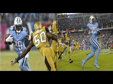 DeMarco Murray & Derrick Henry vs Jaguars (NFL TNF Week 8 - 2016) | NFL Highlights HD