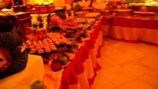 buffet Majestic Colonial Punta Cana
