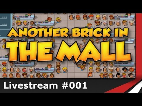 Another Brick in the Mall im Livestream #001