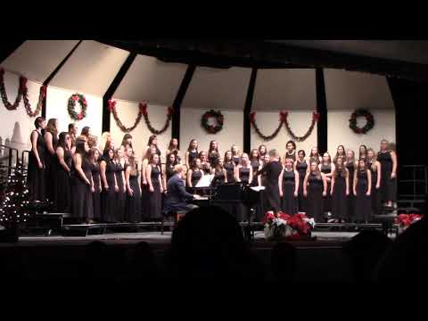 Olmsted Falls High School Bel Canto Christmas 2018 Choir Concert