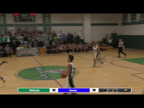 DRS vs Haftr - Varsity Basketball - 11/10/18