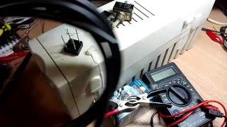 Простейшее зарядное автоАКБ. Инструкция по сборке.