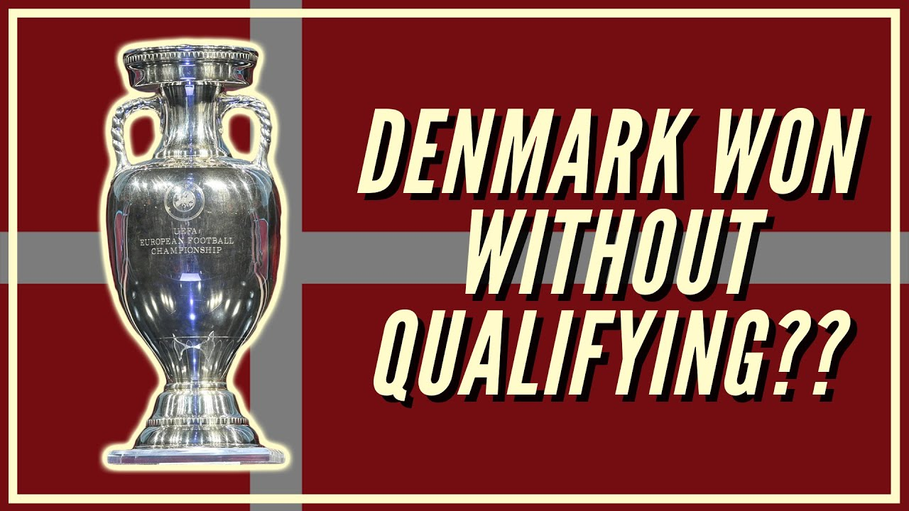 How Did Denmark Win The 1992 UEFA Euros?