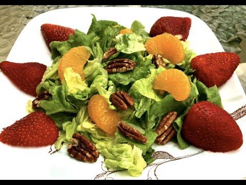 Citrus Salad With Quinoa & Fresh Fruit
