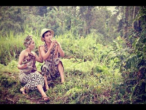 Seruling Sunda Suasana Pedesaan | Suling Sunda Merdu