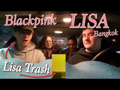 [BlackPink] QUEEN LISA SOLO DANCE in Bangkok Reaction! [Lisa Fanboy]