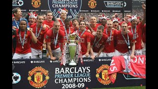 Barclays Premier League 2008-2009 Season Review